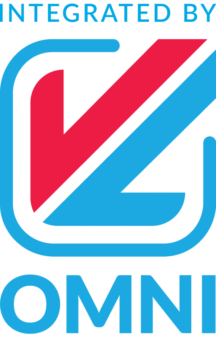 Integrated by VL OMNI logo