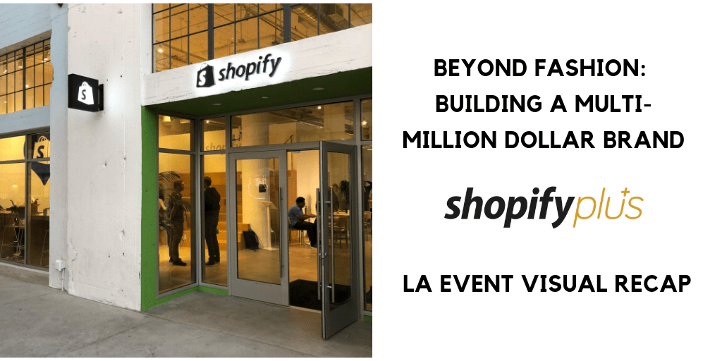 beyond fashion building shopify plus blog cover