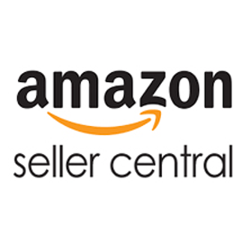 amazon seller central, logo, connector,