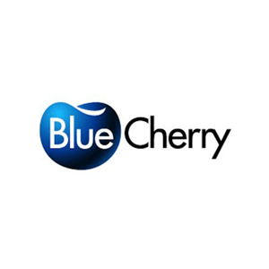 blue cherry, logo, connector, vl omni