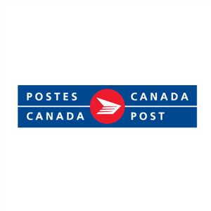 canada post logo, connector, shipping