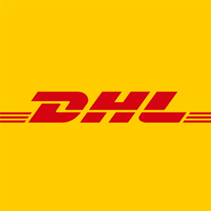 DHL, connector, logo,