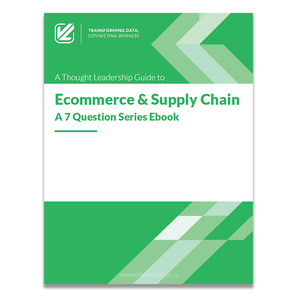 A Thought Leadership Guide to Ecommerce & Supply Chain Data