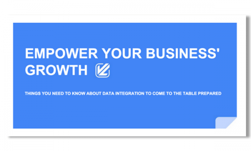 ebook empower your business growth come to the table prepared