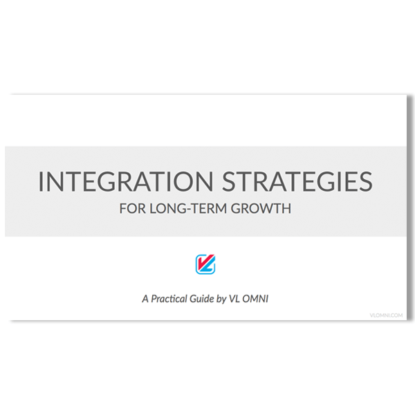 integration strategies for long term growth data integration presentation