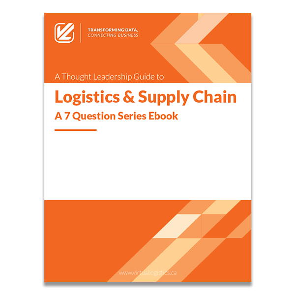 Logistics & Supply Chain Data Integration: A 7 Questions Series Ebook, Volume 1