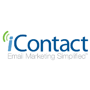 icontact, connector, email marketing logo