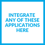 integrate any of these applications