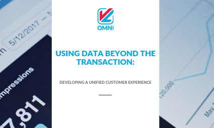 banner using data beyond the transaction