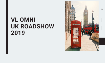 VL OMNI UK Roadshow 2019 – Visual Recap