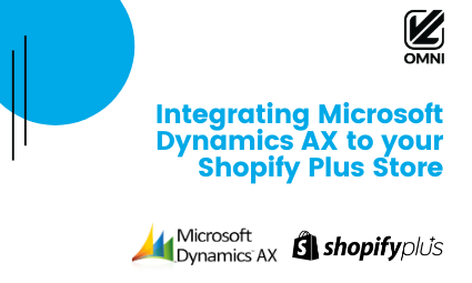 Integrating Microsoft Dynamics AX to your Shopify Plus Store