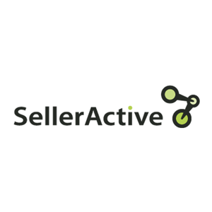 SellerActive OMS logo, VL OMNI integration connector