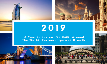 Year in review - VL OMNI around the world, partnerships and growth