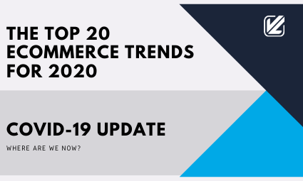 Top 20 Ecommerce Trends for 2020 Infographic: headless commerce, omnichannel retail, personalization and more