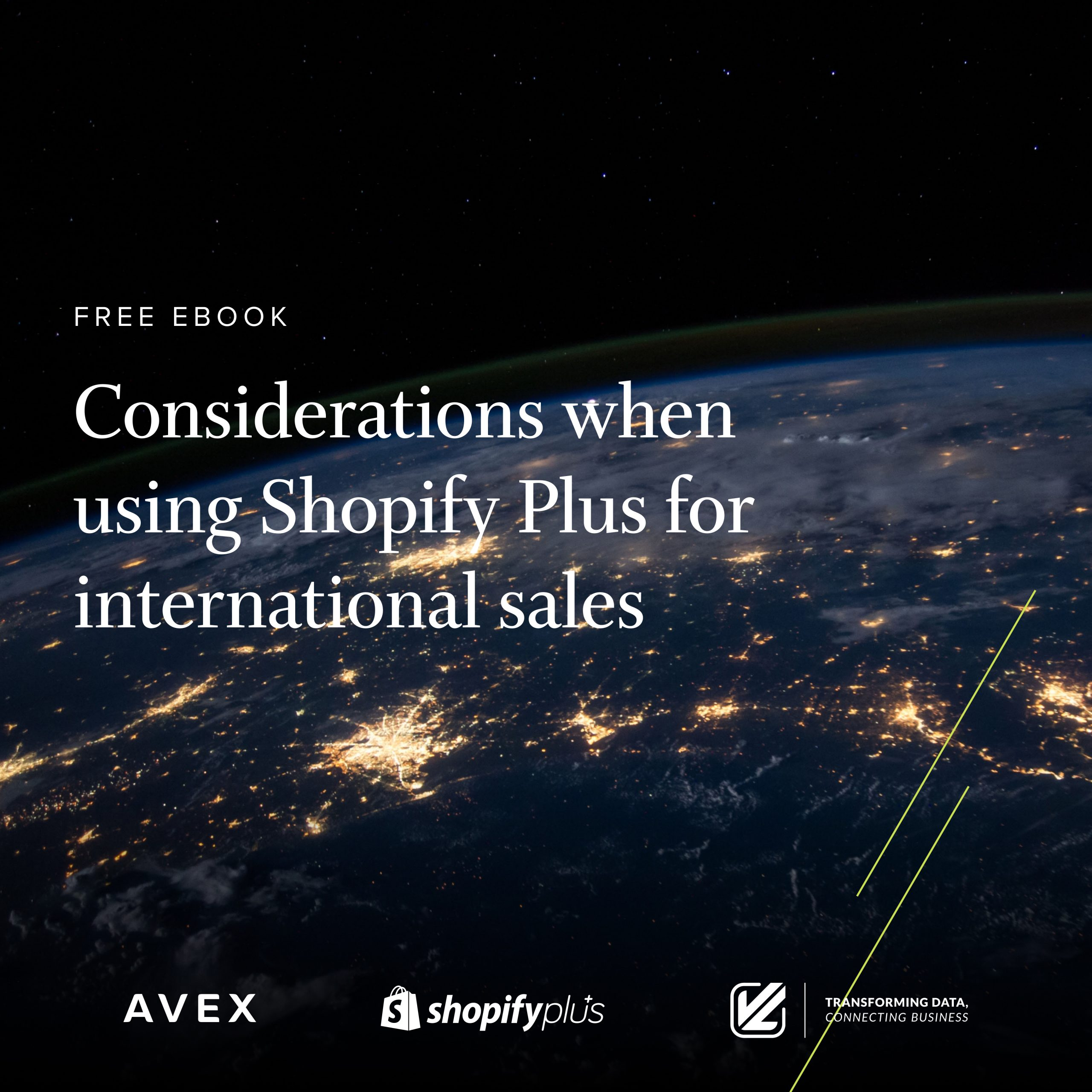 International commerce with Shopify Plus, selling internationally