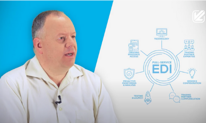 What is EDI? VL OMNI EDI In The Cloud. EDI solution for Ecommerce