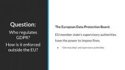 webinar, GDPR reality check, general data protection regulations, GDPR compliance
