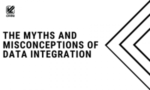Myths and misconceptions of data integration