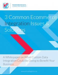 VL whitepaper on three common ecommerce integration issues and their solutions