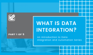 What is data integration part 1 - 5